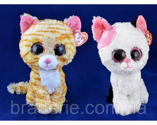 Мягкая игрушка Кот глазастый 96027 25 см, фото 2