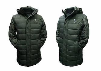 Куртка мужская удлиненная Tiger Force модель 70225