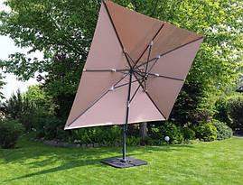 Зонт садовый и пляжный ELENA, фото 2