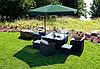 Зонт садовий і пляжний 300 см, фото 3