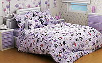 Полуторный набор детского постельного белья Совушка