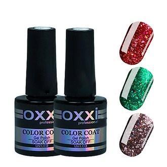 Гель лаки Oxxi Star gel