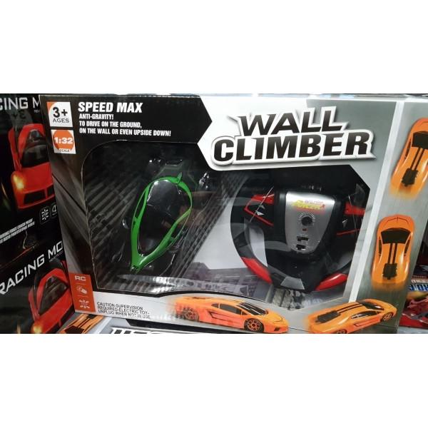 Антигравитационная машинка трюкач Wall Climber 866-10