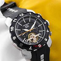 Мужские наручные часы Montblanc black black (05361) реплика