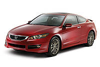 Honda Accord coupe USA - замена галогенных линз на биксеноновые Hella 3R