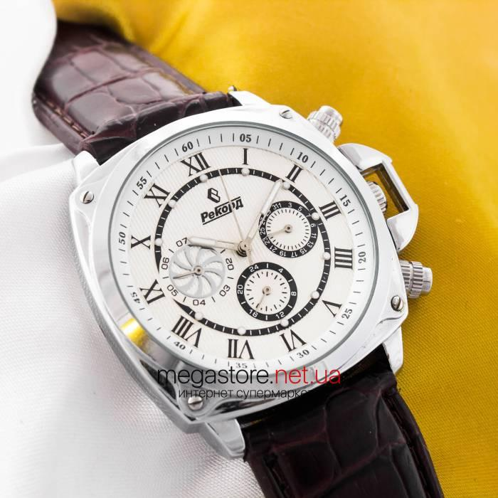 1ea6fe6e Мужские наручные часы Рекорд (05398), цена 1 300 грн., купить в Киеве —  Prom.ua (ID#170316707)