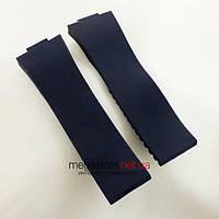 Каучуковый ремешок для часов Ulysse Nardin maxi marine blue (05915), фото 1