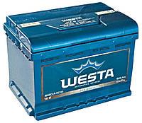 Аккумулятор автомобильный Westa 6CT-60 АзЕ Premium