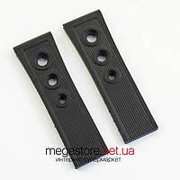 Каучуковый Ремешок для часов Breitling black 24 мм (06106), фото 1