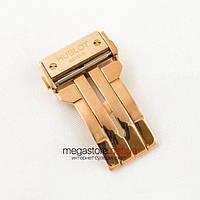 Для часов застежка Hublot king power aaa gold 24mm (06115), фото 1