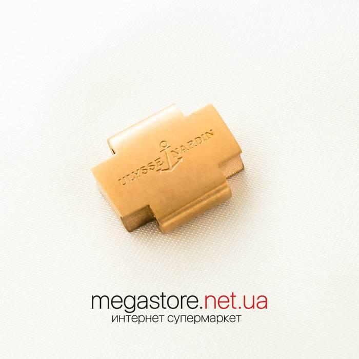 Вставка в ремешок Ulysse Nardin gold (06192) реплика