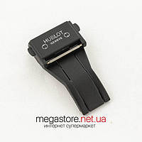 Для часов застежка Hublot black 18мм (06282), фото 1