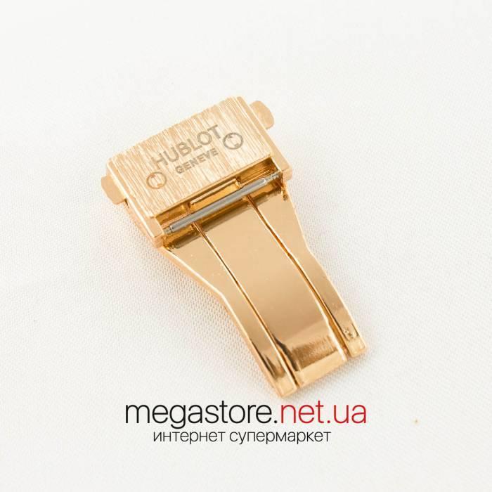 Для часов застежка Hublot gold 18мм (06283)