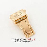 Для часов застежка Hublot gold 18мм (06283), фото 1