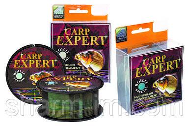 Волосінь Carp Expert Multicolor Boilie Special 300 м 0,35 мм/14,9 кг зі светонакопителем