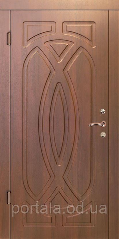 """Входная дверь """"Портала"""" (серия Элит) ― модель Фантазия"""