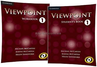 Английский язык / Viewpoint / Student's+Workbook. Учебник+Тетрадь (комплект), 1 / Cambridge