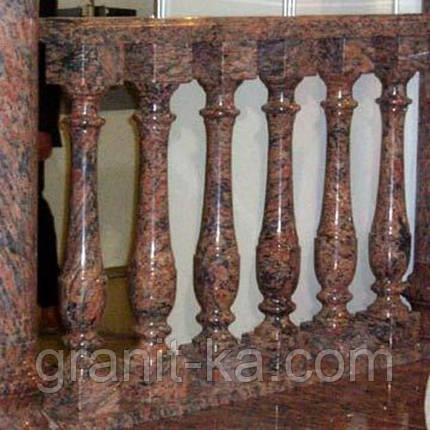 Балясины для лестниц из гранита, фото 2