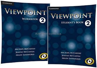 Английский язык / Viewpoint / Student's+Workbook. Учебник+Тетрадь (комплект), 2 / Cambridge