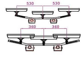 Кронштейн настенный SV11, фото 2