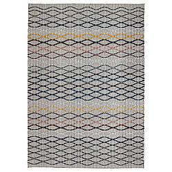 IKEA ALRUM (903.745.61) Коврик тканый плоский, ручной работы разноцветный