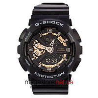 Мужские наручные часы Casio g-shock ga-110rg-1aer (06647) реплика