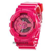 Женские наручные часы Casio g-shock ga-110cc (06667) реплика