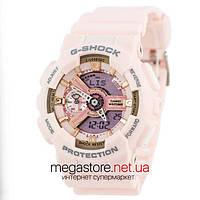 Женские наручные часы Casio g-shock gma-s110mp-4a1 (06673) реплика