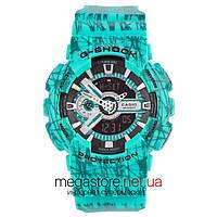 Женские наручные часы Casio g-shock ga-110 (06663) реплика