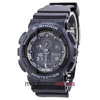 Мужские наручные часы Casio g-shock ga-100c (06666) реплика