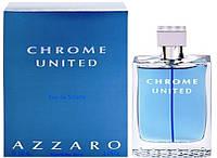 Туалетная вода Azzaro Chrome United  100 ml