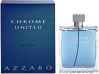 Туалетная вода Azzaro Chrome United  200 ml