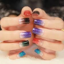 Текстурированные лаки для ногтей