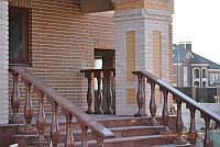 Перила для лестницы из гранита