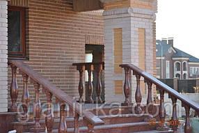 Перила для сходів з граніту