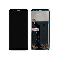 Дисплей Модуль Xiaomi Redmi 5 Plus с сенсором Black