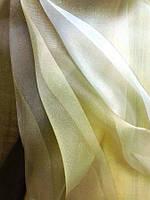 Образец тканей Органза сеточка 4 цвета №36TS BNY D 191