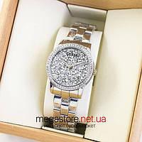 Женские наручные часы Guess silver silver (06916) реплика, фото 1