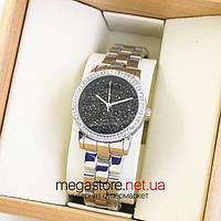 Женские наручные часы Guess silver black (06917) реплика, фото 1