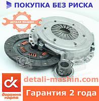"""Сцепление ВАЗ 2101, 2102, 2103, 2104, 2105, 2106, 2107 (диск нажим.+вед.+подш.) """"ДК"""" 2112-1601000"""