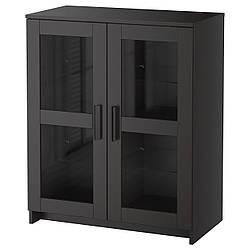 IKEA BRIMNES (003.006.64) Шкаф/Сервант