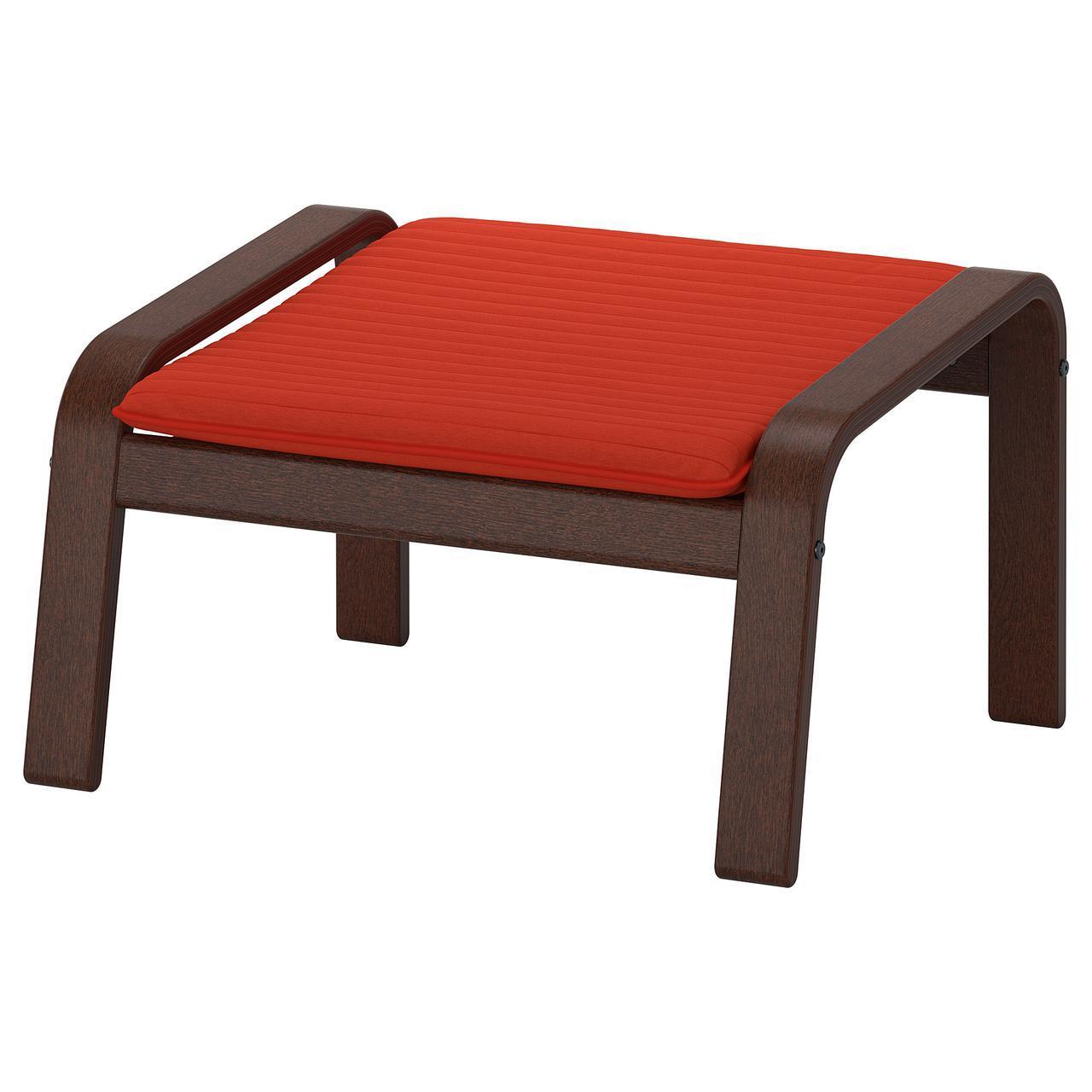 IKEA POANG (592.446.85) Подставка для ног