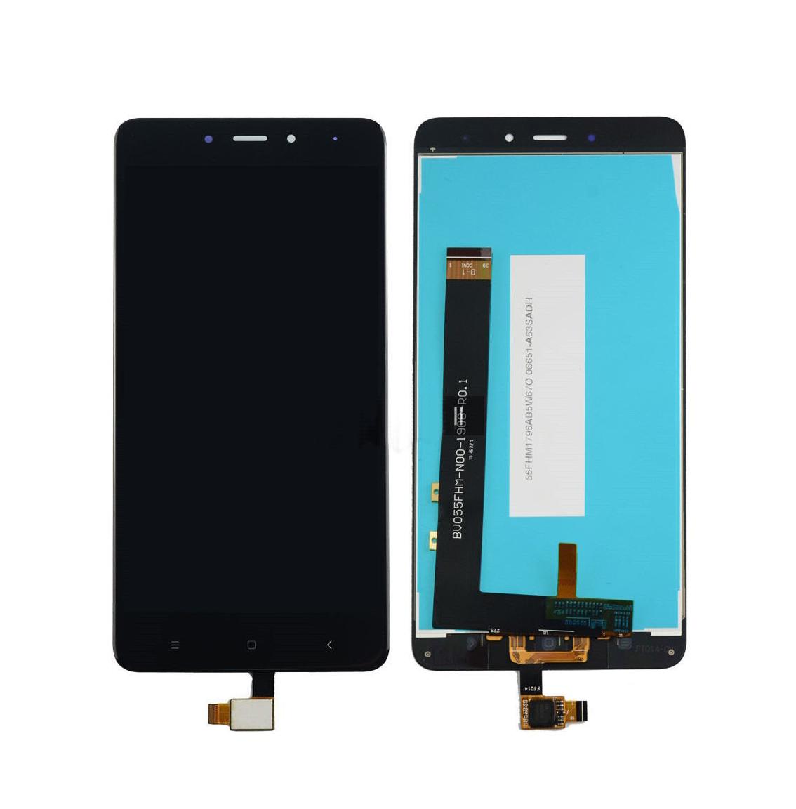 Дисплей Xiaomi Redmi Note 4 с сенсором (тачскрином) Black