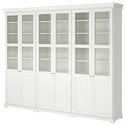 IKEA LIATORP (190.464.42) Шкаф/Сервант