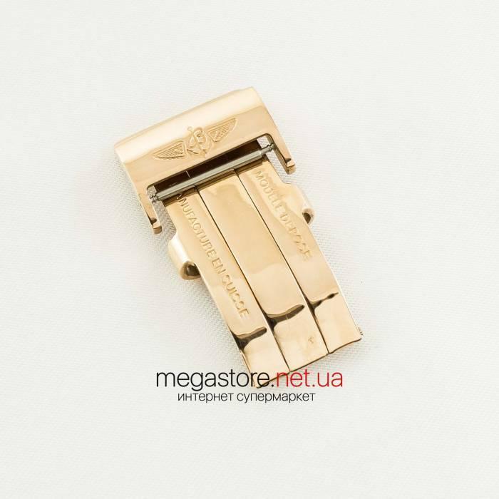 Для часов застежка Breitling gold 20 мм (07073)