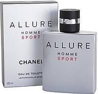 Туалетная вода Chanel Allure Homme Sport  100 ml