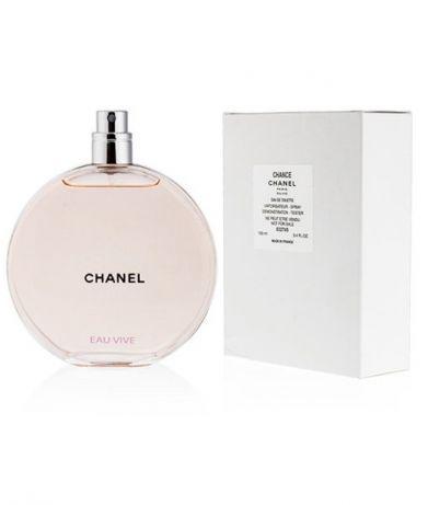 Тестер Chanel Chance Eau Vive шанель шанс