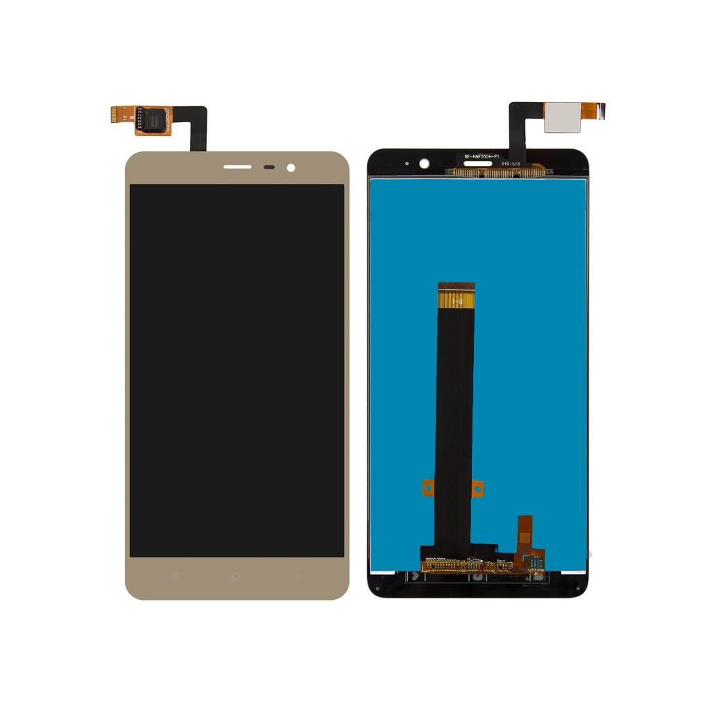 Дисплей Xiaomi Redmi Note 3, 3 Pro, 3 Pro Prime с сенсором Gold