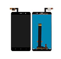 Дисплей Xiaomi Redmi Note 3, 3 Pro, 3 Pro Prime с сенсором Black
