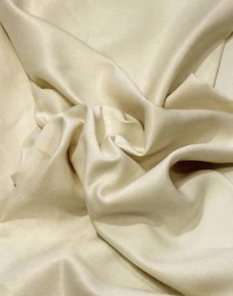 Ткань Софт-велюр Молочный, фото 2